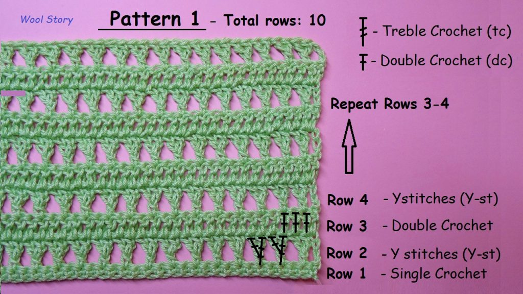 Crochet Lace Blouse Free Pattern Wool Story By Gordana