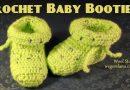 118 – DIY Crochet Baby Booties