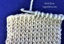 231 – DIY Tutorial Tunisian Knit Stitch