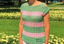 243 – DIY Tutorial How to Crochet a Summer Top