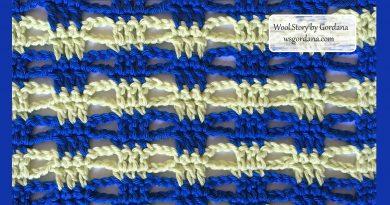 249 – Crochet Easy Lace Pattern Tutorial