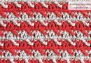 278 – Crochet Diagonal Post Stitch – FPTC (Front Post Treble Crochet)