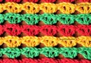280 – DIY Tutorial Crochet Pattern Shell Stitch