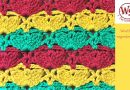 282 – DIY Tutorial Crochet Pattern Shell Stitch