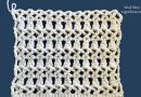 286 – CROCHET CROSSED DOUBLE Stitch Tutorial
