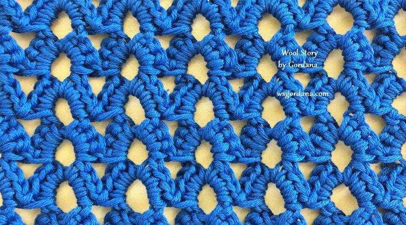 295 – Crochet Lace Pattern Tutorial