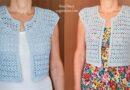 330 – Crochet Simple Summer Bolero Tutorial