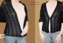 333 – How To Crochet an Elegant Shawl – DIY Tutorial